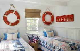 nautical theme room nautical theme bedroom beach style with twin beds themed