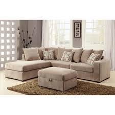 Microfiber Sectional Sofa Walmart by Furniture Microfiber Sectional Chaise Reversible Chaise