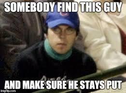 Cubs Fan Meme - cubs fan memes imgflip