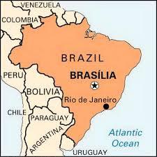 map of brasilia brasília britannica homework help