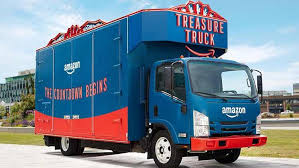 forbes amazon black friday video game lightning deals retail amazon u0027s treasure truck ready to roll bizwomen