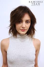 soft under cut hair beautifully brunette soft undercut ramirez tran salon
