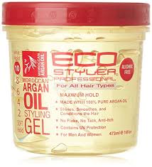 gel argan eco styler moroccan argan styling gel 946 ml co uk