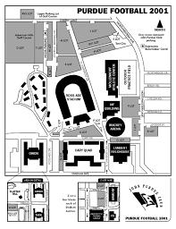 rutgers football parking map purduesports com iron pride 2001 football fan guide purdue