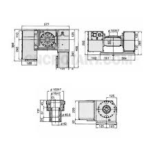 tsudakoma rotary table manual tn 161 tilting cnc rotary table