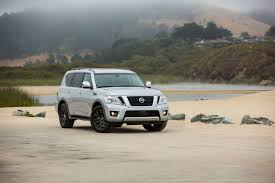 nissan armada 2017 2017 nissan armada true family adventurer automotive rhythms