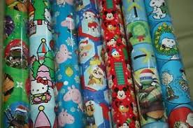 tmnt wrapping paper christmas wrapping paper gift wrap roll paw patrol peppa pig