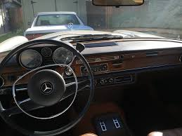 my first benz w108 72 280se mercedes benz forum