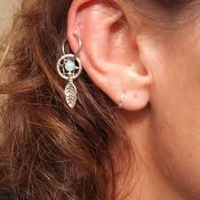 best earrings for cartilage best catcher cartilage earring products on wanelo