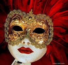 venetian mask digital slr lessons at betterphoto