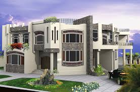 Modern Residential Villas Designs Dubai Home Design Ideas House
