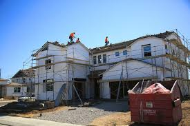 building new house the cost of a hot economy in california a severe housing crisis