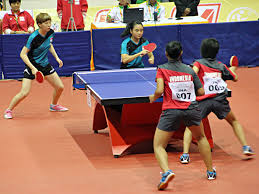 Table Tennis Doubles Rules What Is The Proper Footwork For Table Tennis Activesg