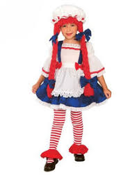 Pippi Longstocking Costume Halloween Costumes And Wigs Costume Works