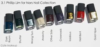 3 1 phillip lim for nars nail collection review and swatches
