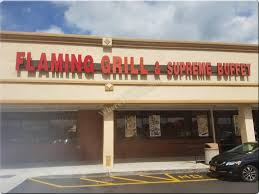 Flaming Grill And Buffet Menu by Flaming Grill Replaces Hibachi Grill On Forest Avenue Local