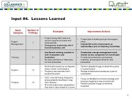 15 lessons learnt project management template lessons learned