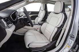 lincoln 2017 inside 2017 lincoln continental black label interior review auto field