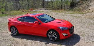 Hyundai Genesis Coupe Specs 2014 Hyundai Genesis Coupe 3 8l V6 R Spec Road Test Review Of