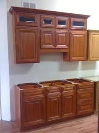 Kitchen Cabinets Showroom Faircrest Cherry Kitchen Cabinets Showroom Display For Sale