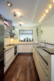 rectangle kitchen ideas contemporary house design in rectangular three blocks structure