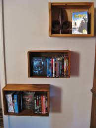 Wooden Wall Shelves Best Wooden Crate Wall Shelves 39 In Wall Shelving For Tv