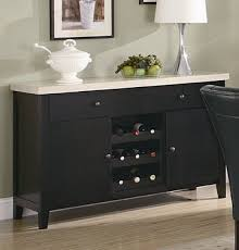 anisa dining server with wine rack sideboards and servers