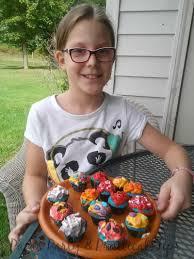 Ideas For Halloween Cupcake Decorating Pams Party U0026 Practical Tips Mini Halloween Cupcakes