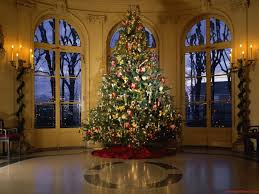 Homes Decorated Home Christmas Decorations Peeinn Com