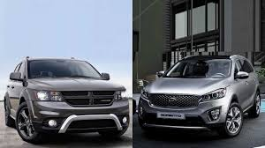 Dodge Journey Jack - 2016 dodge journey vs 2016 kia sorento youtube