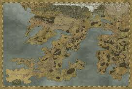 Fantasy Map The Setting To End All Settings Fantasy Map Review Vii Erce