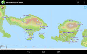 Bali Indonesia Map Offline Map Bali U0026 Lombok Android Apps On Google Play