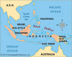 netherlands east indies map world coins netherlands east indies