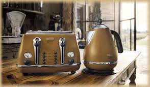 Delonghi Vintage Cream Toaster Delonghi Icona Cream Kettle And Toaster Fabulous Icona Vintage