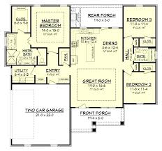 ranch house floor plans open plan ranch open concept floor plans ranch open floor plan design open