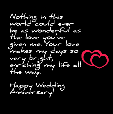 Wedding Quotes To Husband Romantic Quotes For Husband On Anniversary Image Quotes At