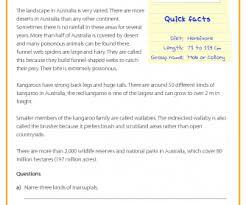 49 free australia new zealand worksheets