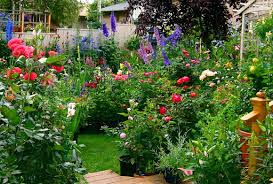 flower garden designs how to design a colorful flower bed ideas