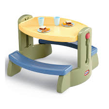 little tikes bench table little tikes table for kids entertainment center home furniture