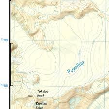 Khenarthi S Roost Treasure Map 1 Mt Rainier Map The Map Owosso Mi Map