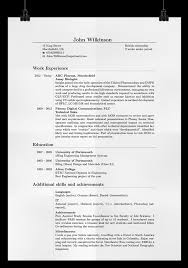 Resume Templates Online by Seeveeze Write Your Cv Online Latex Resume Templates