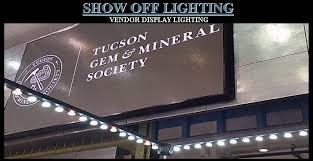 Display Lighting Led Lighting Trade Shows Agilux Top 4 Reasons To Use Led Display
