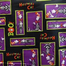Halloween Material Fabric 100 Cotton Fabric