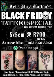 tattoos and body art in pretoria junk mail