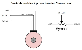 how to use potentiometer arduino tutorial 4 steps with pictures