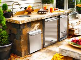 outdoor kitchen designs for small spaces best backyard kitchen designs roy home design