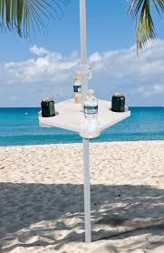 rio folding beach table cing station the beach butler table foldable beach umbrella table