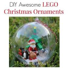 diy large clear ornaments