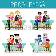 8 411 asian family stock vector illustration and royalty free