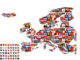 Europe Country Flags Most Enjoyable Entertaining And Informative Maps Map Universal